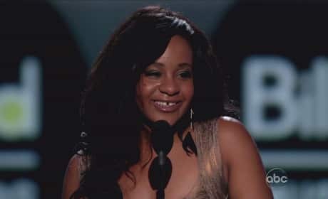 Bobbi Kristina Brown at Billboard Music Awards