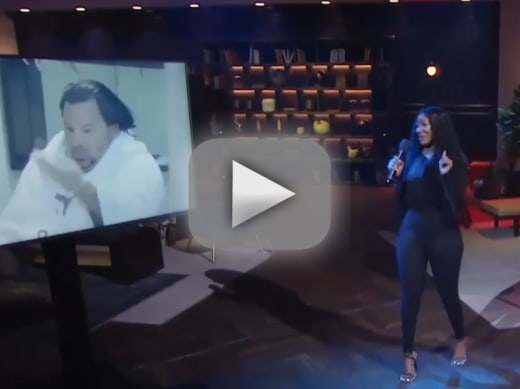 Brittany banks roasts big ed brown you sexist smelly perv