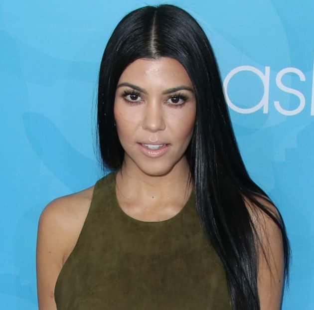 Kourtney Kardashian, Not At Her Best