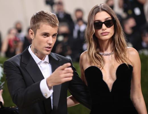 Justin & Hailey at the Met Gala