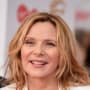 Kim Cattrall at the BAFTAs