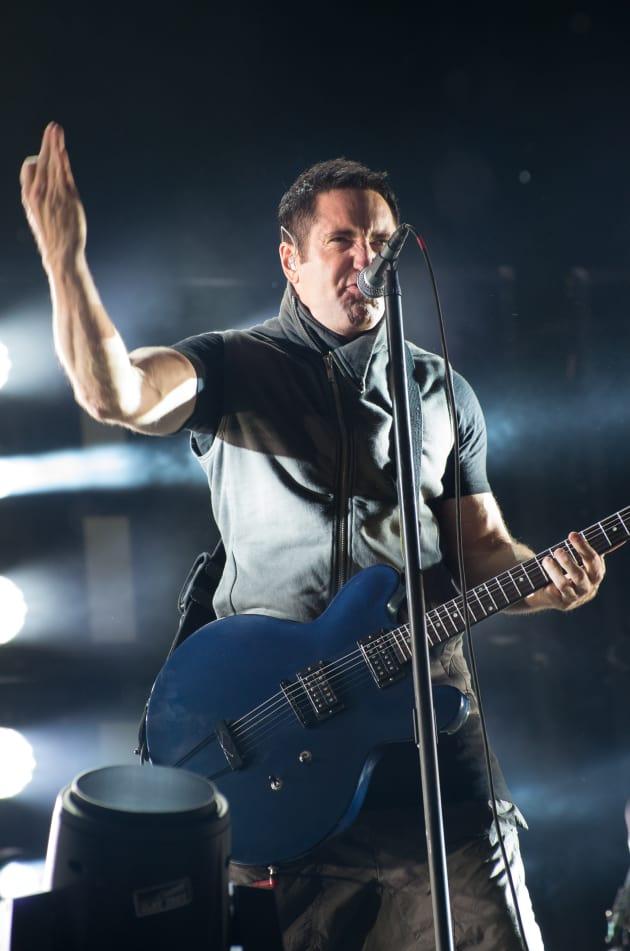 Trent Reznor Grammys