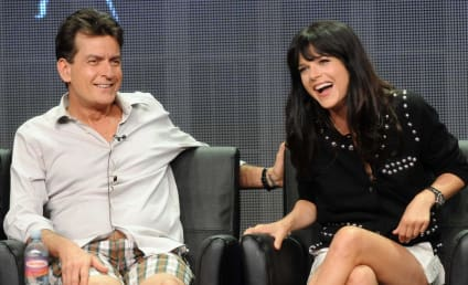 Charlie Sheen: In Love With Selma Blair?