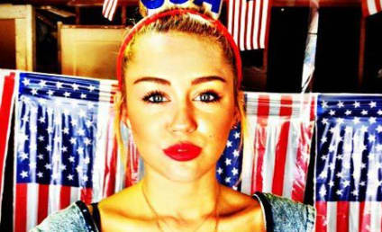 Miley Cyrus on Twitter: U-S-A! U-S-A!