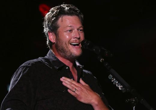 Blake Shelton Live