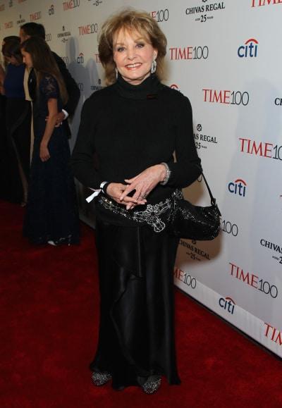 Barbara Walters Time 100 Gala 2015 Pic