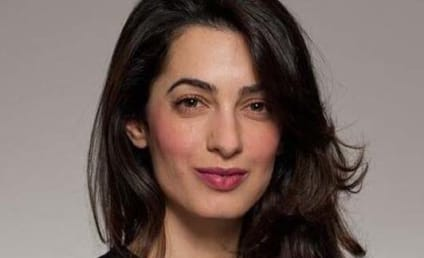 Amal Alamuddin: Engaged to George Clooney!