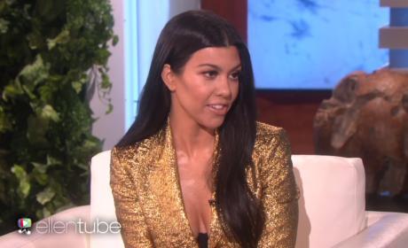 Kourtney Kardashian on Scott Disick: We're NOT Together, But...