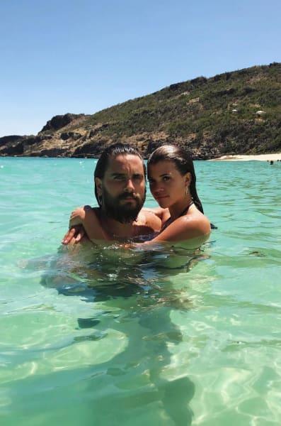Scott and Sofia Get Wet