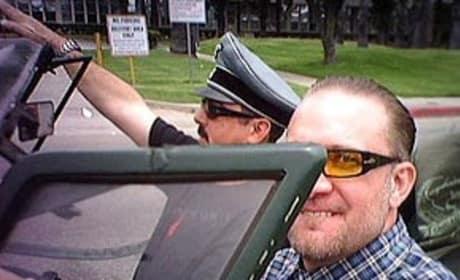 More Jesse James Nazi Shots