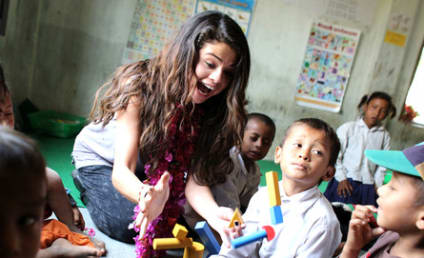 "Selena Gomez Shares ""Extraordinarily Powerful"" Photos From Nepal"