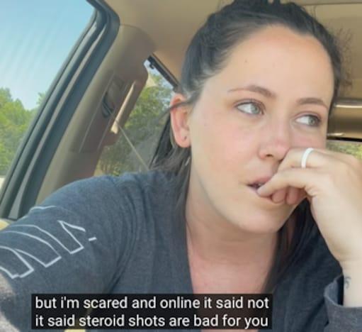 Jenelle Evans on Her YouTube