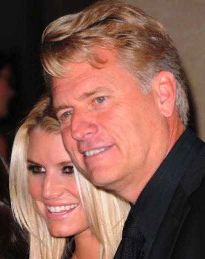 Joe and Jessica Simpson