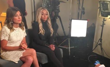"""Blac Chyna Speaks on Rob Kardashian, Nude Photos: """"I Was Devastated"""""""