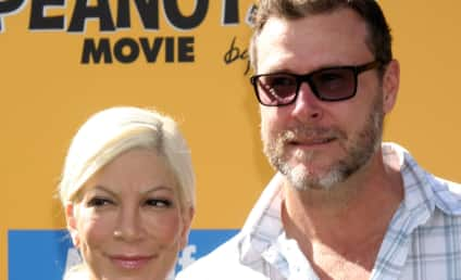 Tori Spelling: Hospitalized For Stress Amidst Growing Financial Crisis
