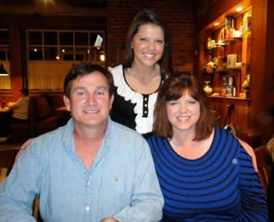 Amy and Deanna Duggar, Terry Jordan
