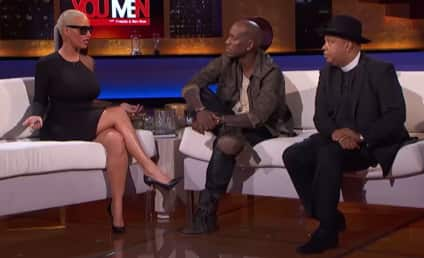 Amber Rose SLAMS Tyrese, Rev Run for Slut-Shaming