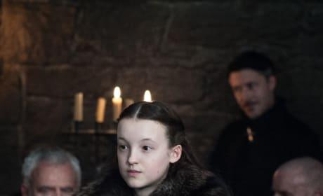 Lyanna Mormont Is Back!