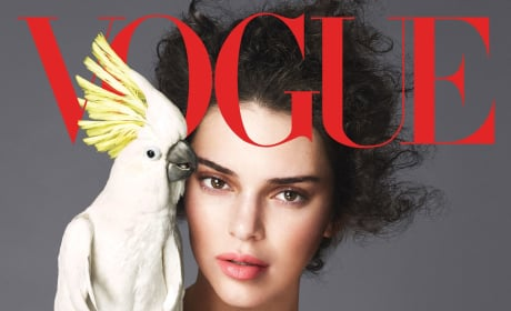 Kendall Jenner Shoots Down Gay Rumors... and More!