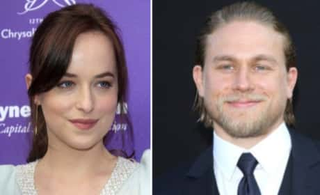 Charlie Hunnam, Dakota Johnson to Star in Fifty Shades of Grey