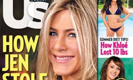 Did Jennifer Aniston Go All Angelina Jolie on Justin Theroux's Girlfriend?