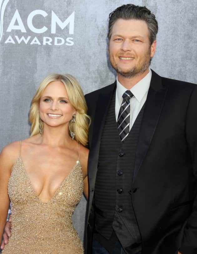 Blake Shelton Miranda Lambert Marriage