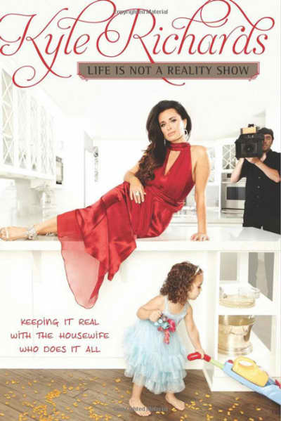 Kyle Richards Memoir