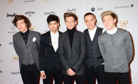 One Direction Members