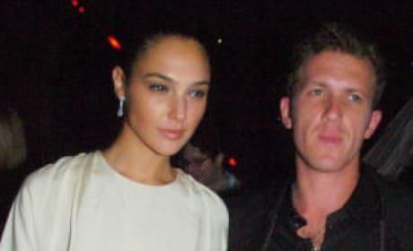 Gal Gadot & Yaron Varsano Attend Maxim Party