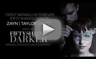 Taylor Swift and Zayn Malik: See Their Fifty Shades Darker Music Video!