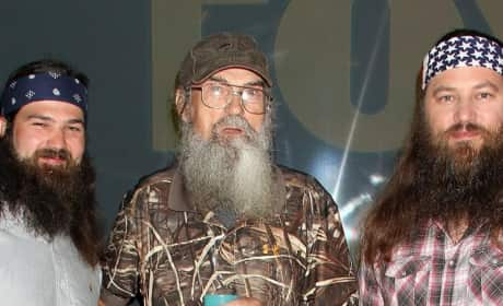Duck Dynasty Star Makes Anti-Gay Comments