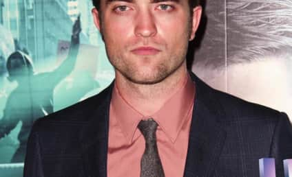 Robert Pattinson Shoves Security Guard in Paparazzi-Fueled Chaos