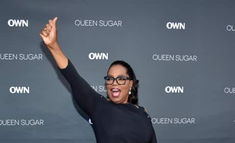 Yay for Oprah!
