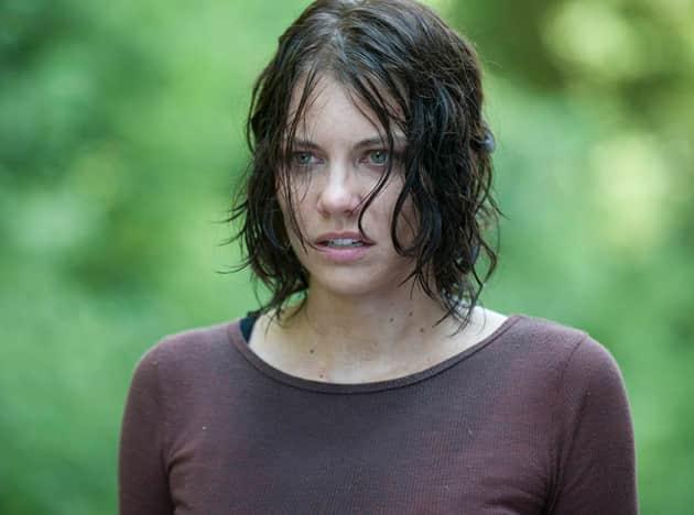 Lauren Cohan on The Walking Dead