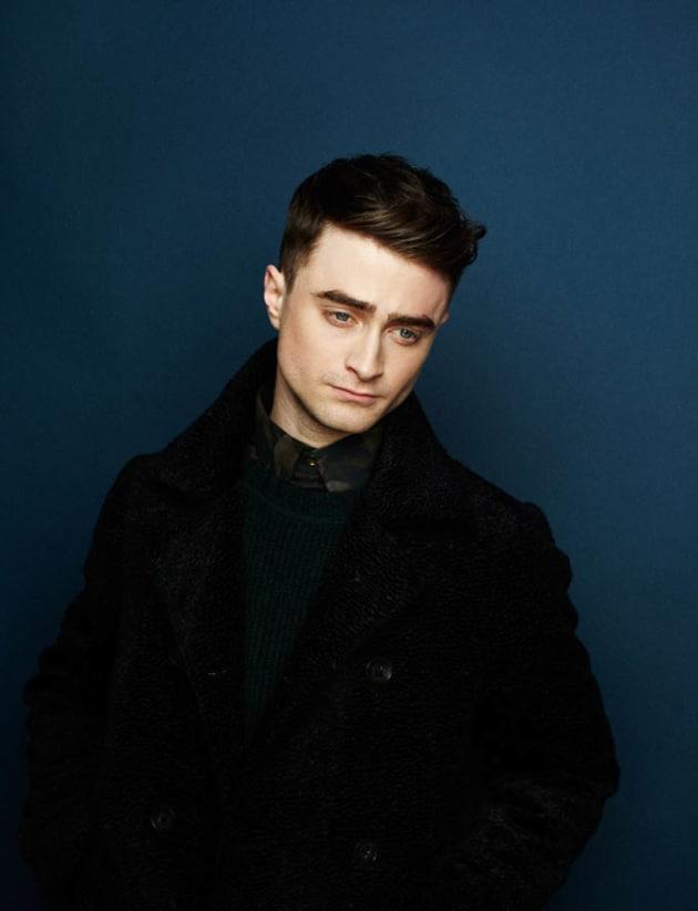 Daniel Radcliffe for Flaunt