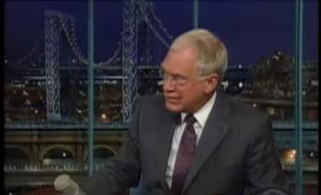 Letterman Lambasts McCain, Day 2!