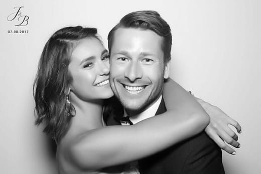Nina Dobrev And Glen Powell Dating Now With Pda The Hollywood