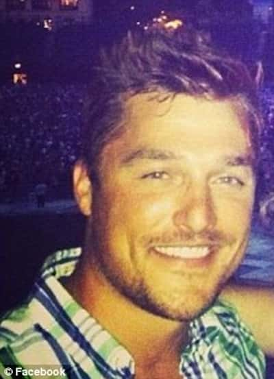 Chris Soules: Older Photo