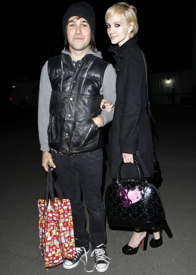 Pete and Ashlee