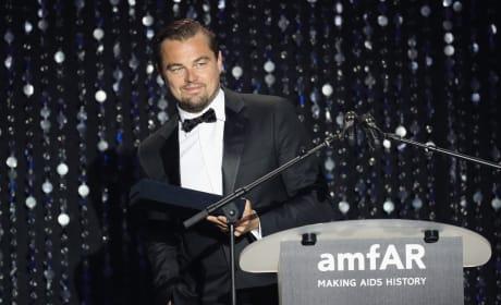 Leonardo DiCaprio:  amfAR's 23rd Cinema Against AIDS Gala