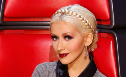 Christina Aguilera: Returning For The Voice Season 8!