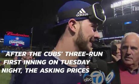 World Series Game 7: Most Expensive Tickets EVER!