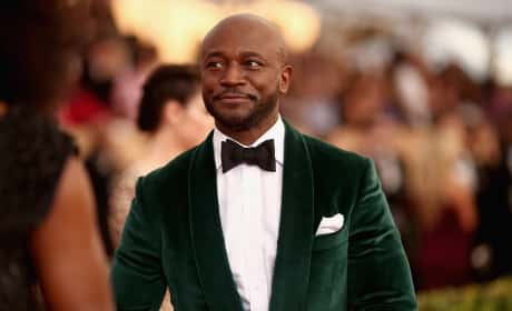 Taye Diggs: 22nd Annual Screen Actors Guild Awards