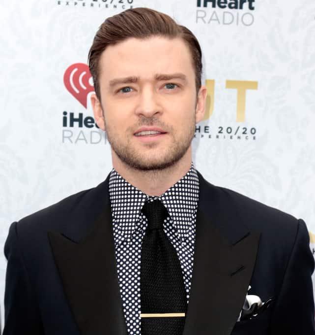 Justin Timberlake - $63 million
