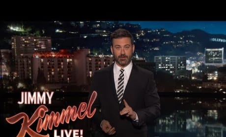 Jimmy Kimmel Slams Trump: The President Is a Total Disaster!
