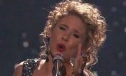 Haley Reinhart Has a Moment on American Idol