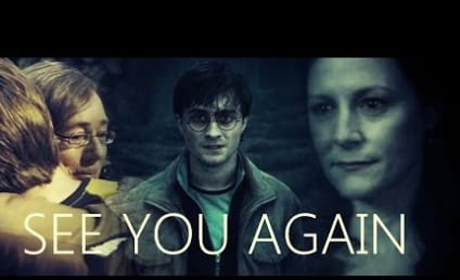 Harry Potter-Wiz Khalifa Mash-Up is Guaranteed to Make You Cry