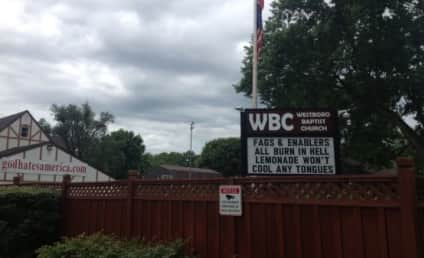 Westboro Baptist Church Responds to 5-Year-Old's Lemonade Stand With Chilling Message
