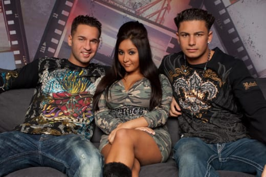 Jersey Shore Trio