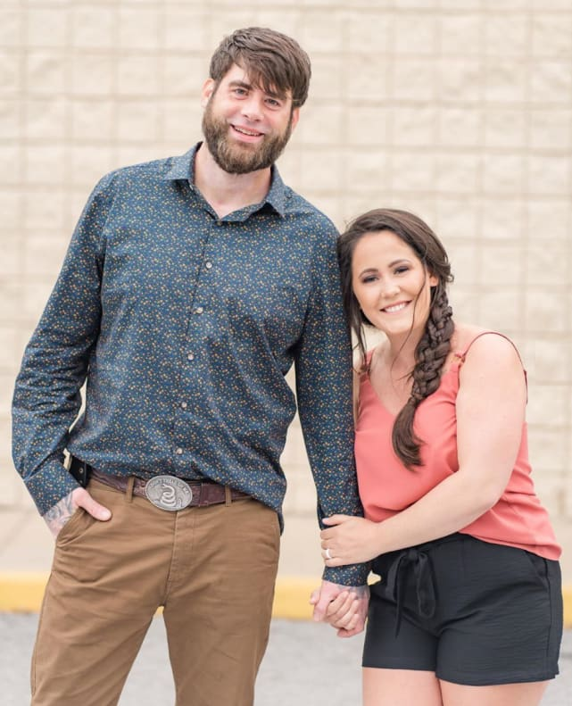 David and jenelle eason forever